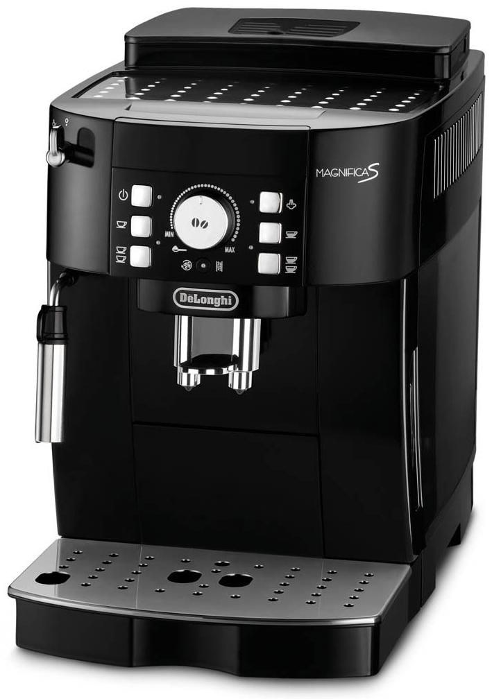 delonghi magnifica s ecam schwarz bean to cup coffee machines computeruniverse. Black Bedroom Furniture Sets. Home Design Ideas