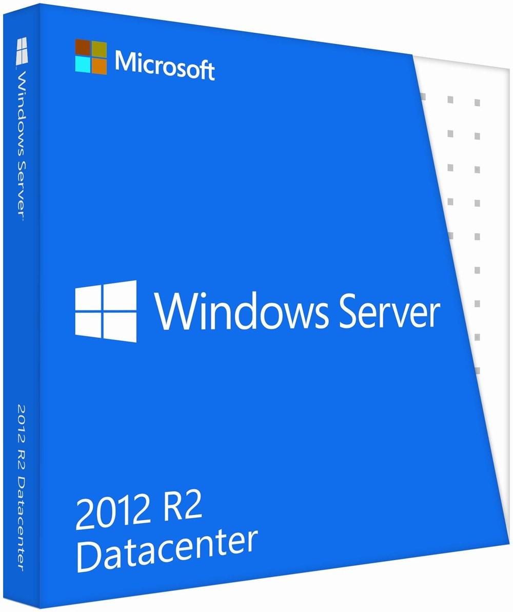 Microsoft Windows Server 2012 R2 Datacenter EN 64bit DVD OEM 2 CPU - Preisvergleich