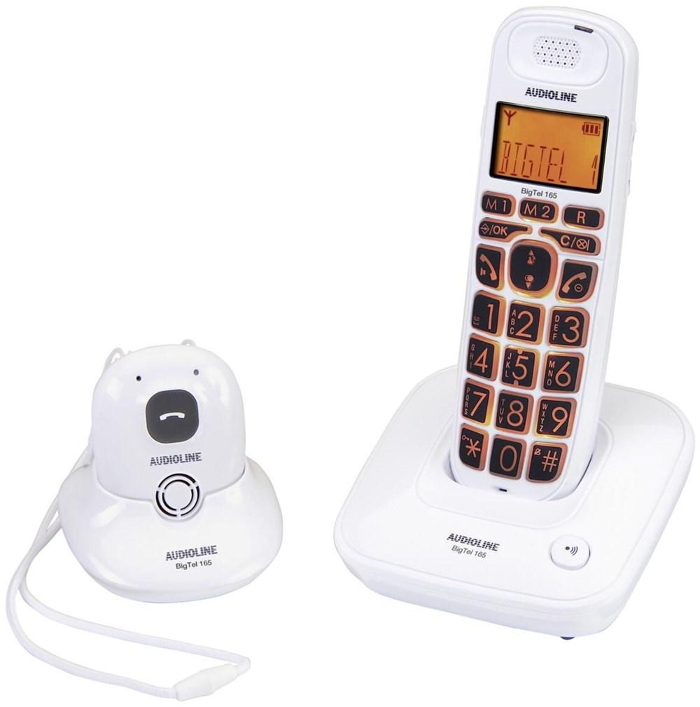 Audioline Big Tel 165 Button Set