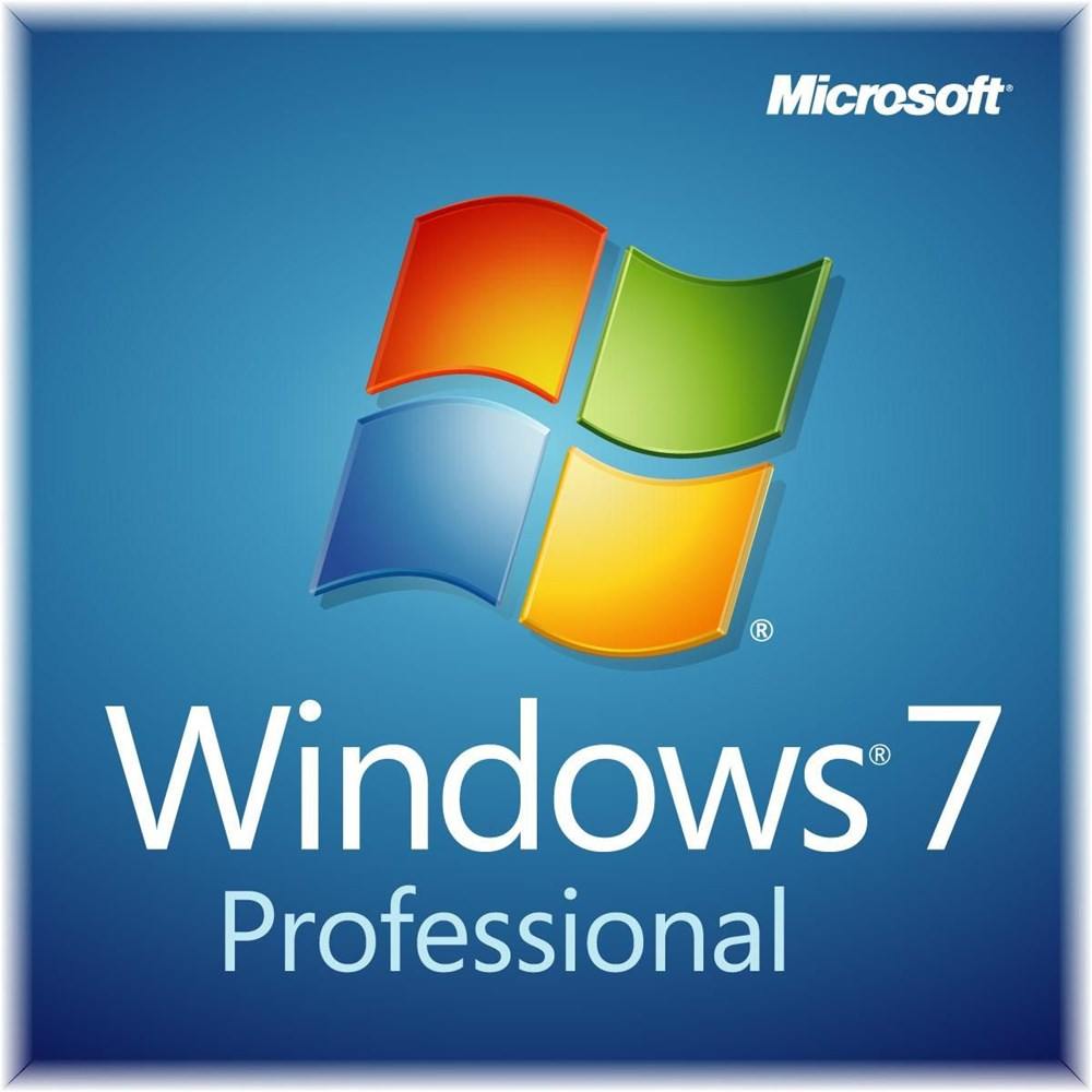 Microsoft Windows 7 Professional 32bit SP1 EN DVD SB/OEM LCP-Verpackung - Preisvergleich