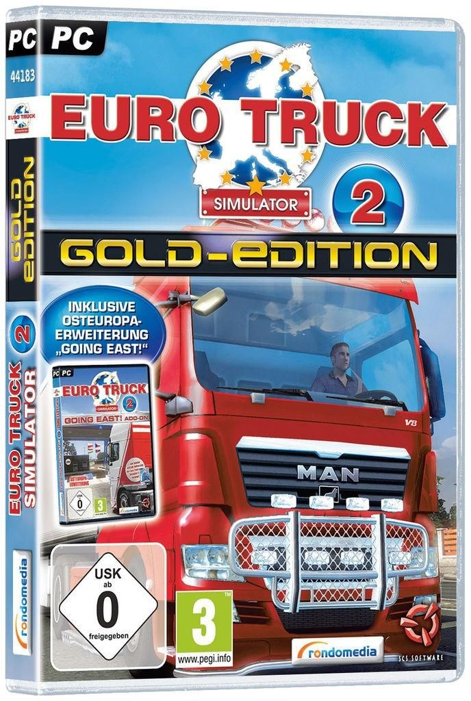 euro truck simulator 2 gold edition pc pc games. Black Bedroom Furniture Sets. Home Design Ideas