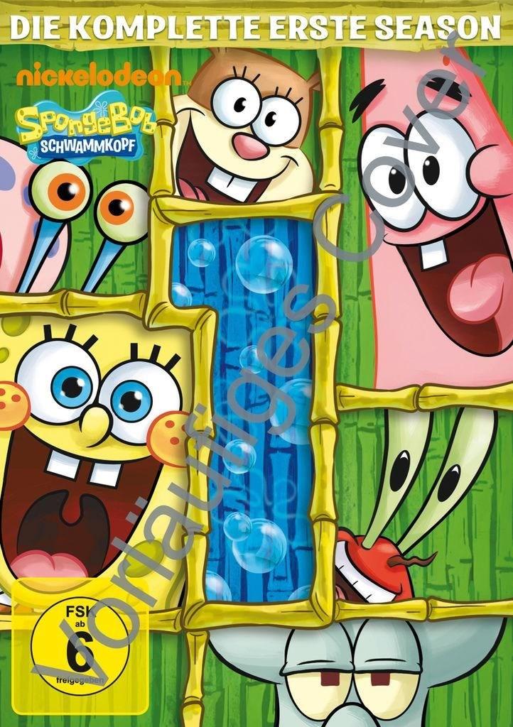 Spongebob Schwammkopf Season 1