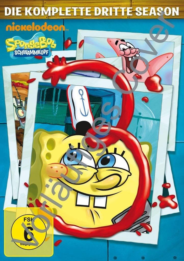 Spongebob Schwammkopf Season 3