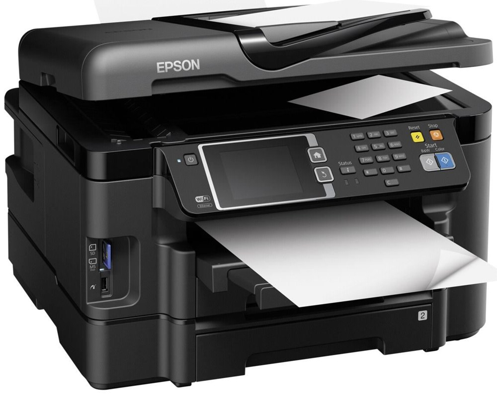 epson workforce wf 3640dtwf drucker. Black Bedroom Furniture Sets. Home Design Ideas