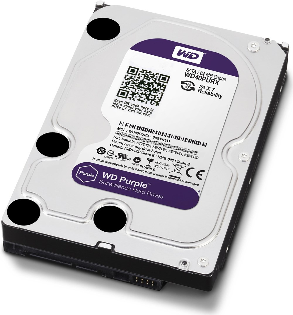 WD10PURX Dysk 1TB Western Digital PURPLE