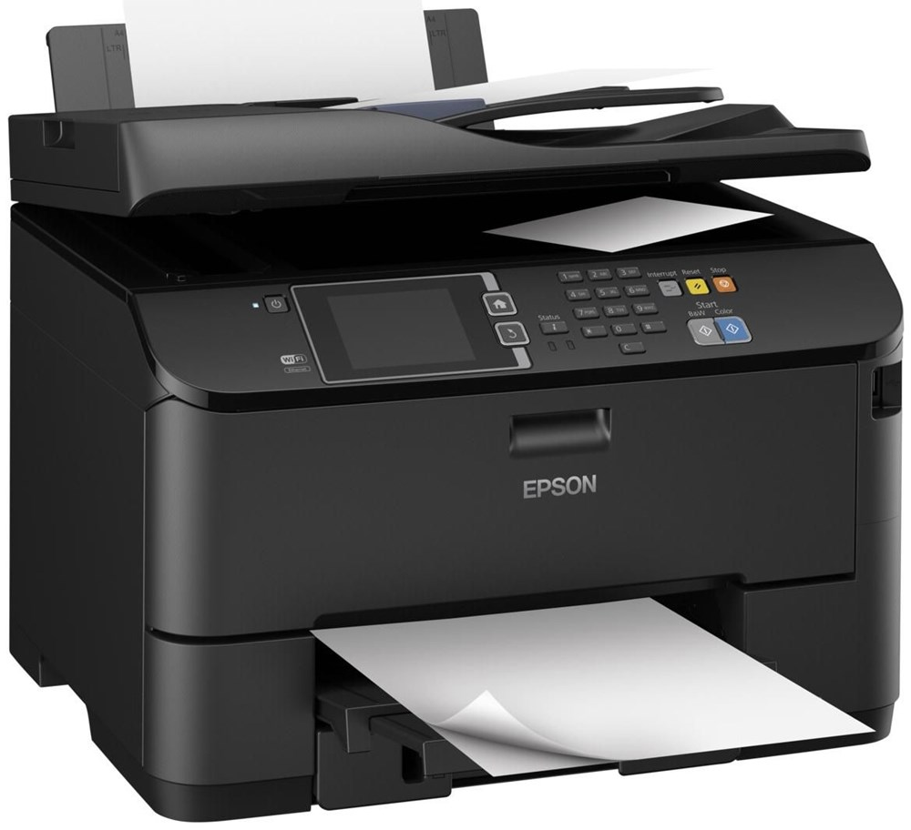 epson workforce pro wf 4630dwf drucker. Black Bedroom Furniture Sets. Home Design Ideas