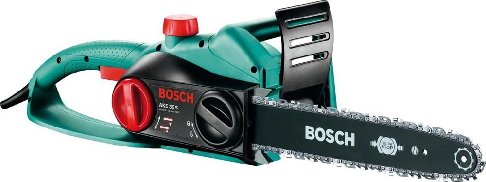 Bosch AKE35S Elektro-Kettensäge