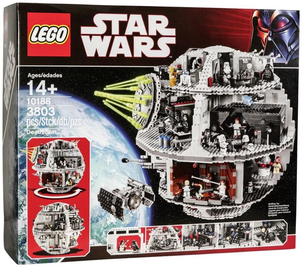 LEGO® Star Wars 10188 Todesstern - Preisvergleich