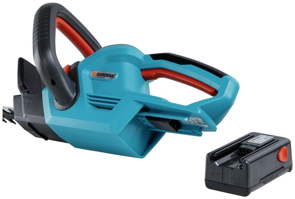 gardena easycut 42 accu akku heckenschere hedge trimmers computeruniverse. Black Bedroom Furniture Sets. Home Design Ideas