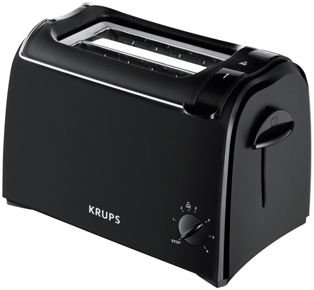 krups kh1518 toast proaroma schwarz toasters computeruniverse. Black Bedroom Furniture Sets. Home Design Ideas