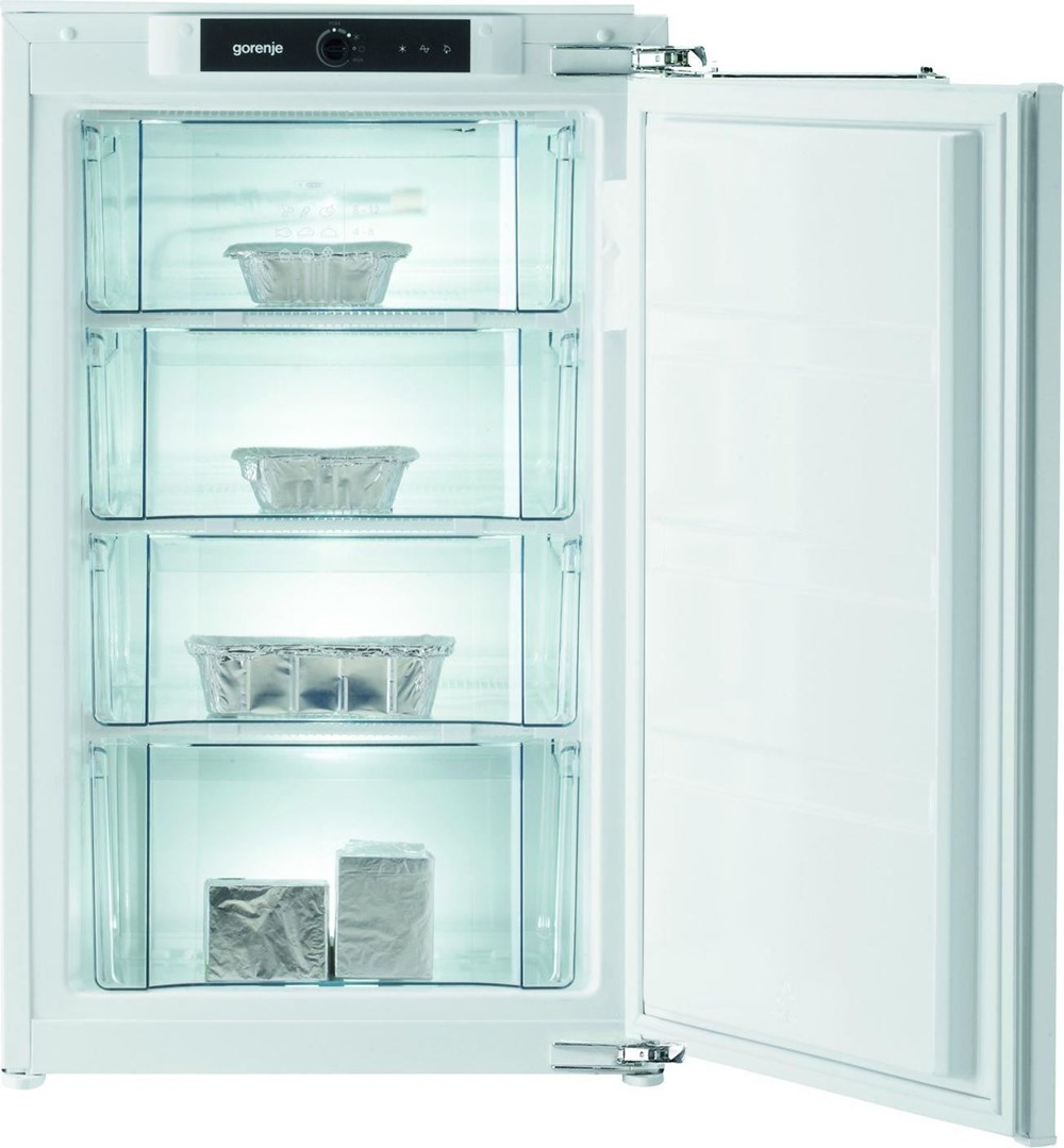 gorenje fi 5092 aw einbaugefrierschrank 88 cm nische a built in freezers computeruniverse. Black Bedroom Furniture Sets. Home Design Ideas