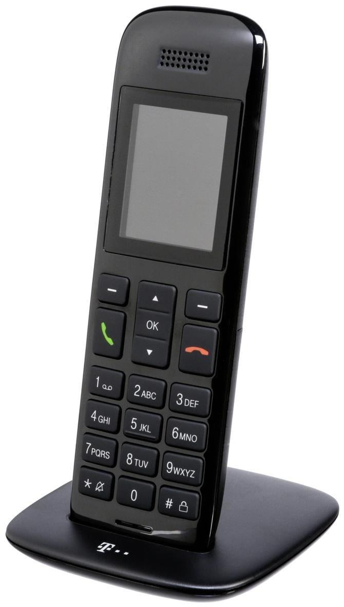 Telekom Speedphone 10 schwarz - Preisvergleich