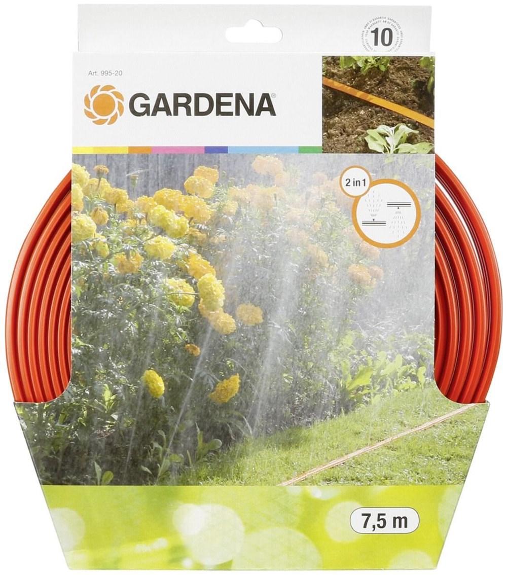 gardena schlauch regner 7 5 m gartenschl uche. Black Bedroom Furniture Sets. Home Design Ideas