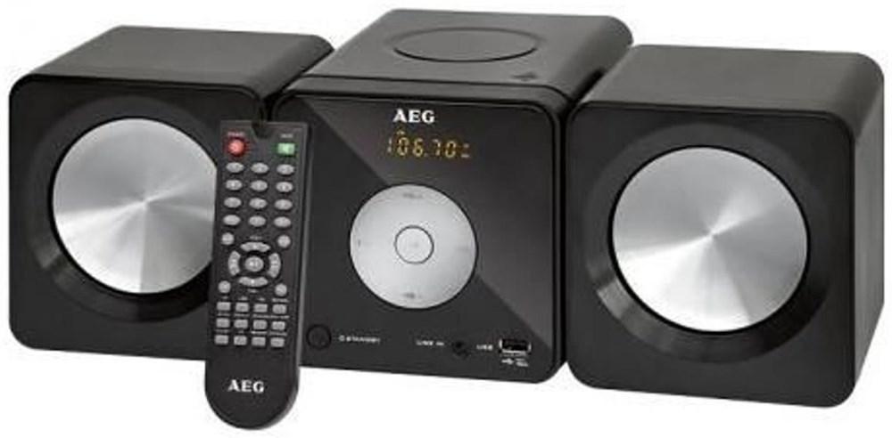 AEG MC 4463 schwarz