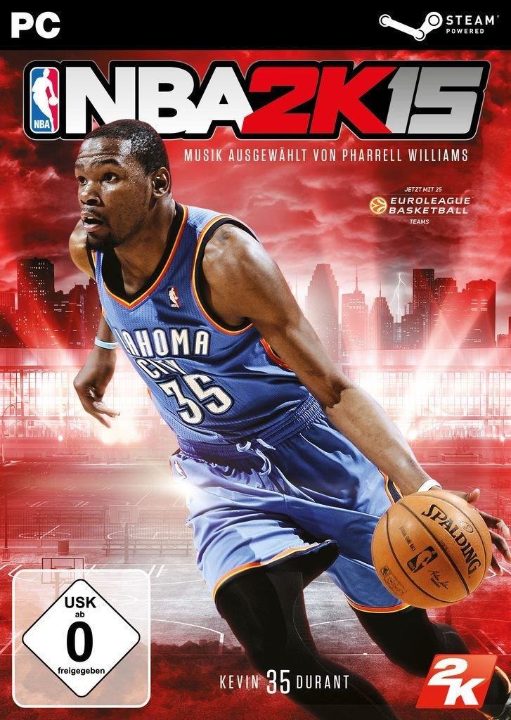 Take-Two Interactive NBA 2K15 - PC Sport Visual Concepts E (Jeder) Offline Online Deutsche Englische (06358) jetztbilligerkaufen