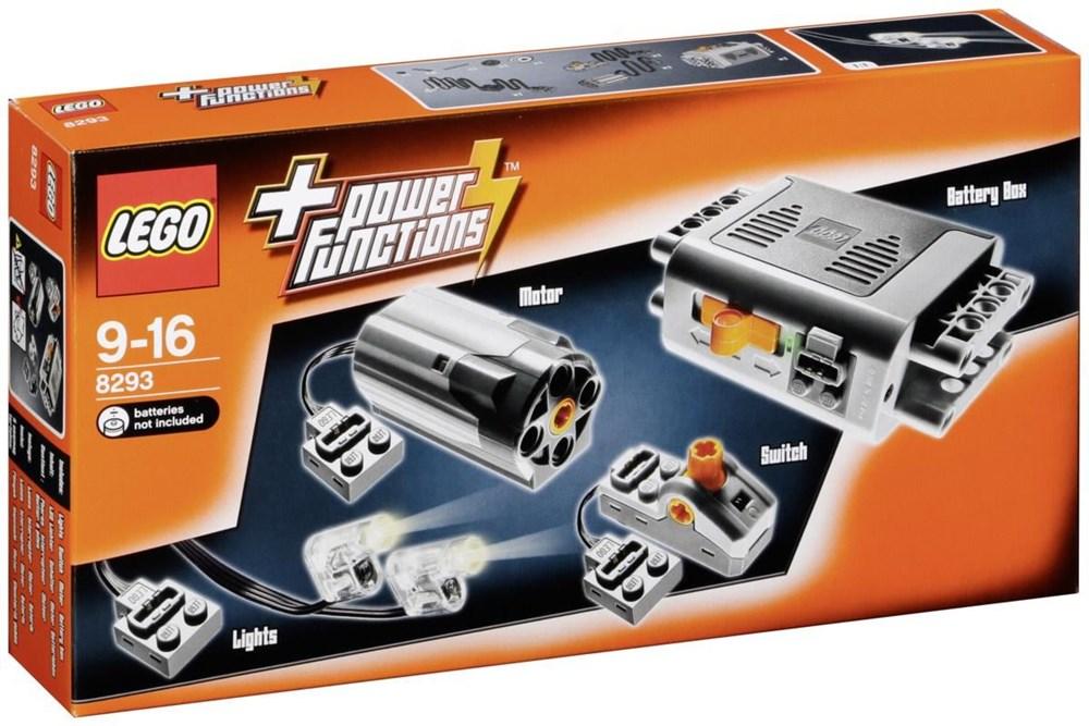 LEGO® Technic 8293 Power Functions Tuning Set V110 - Preisvergleich