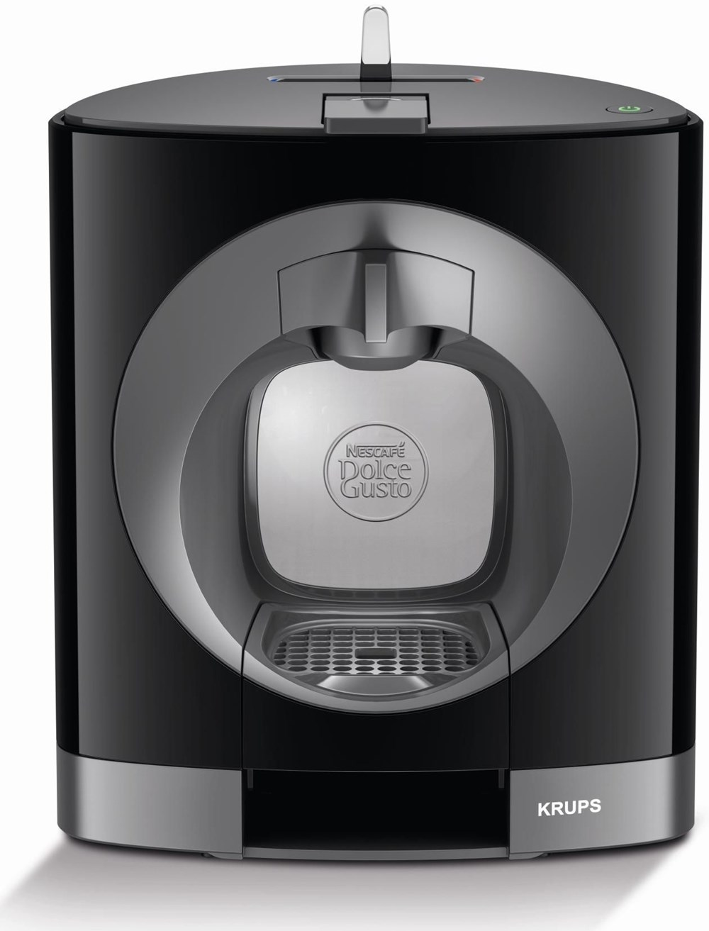 Krups Dolce Gusto Coffee Maker Reviews : Krups KP1108 Nescafe Dolce Gusto Oblo schwarz - Coffee Pod / Capsule Machines - computeruniverse