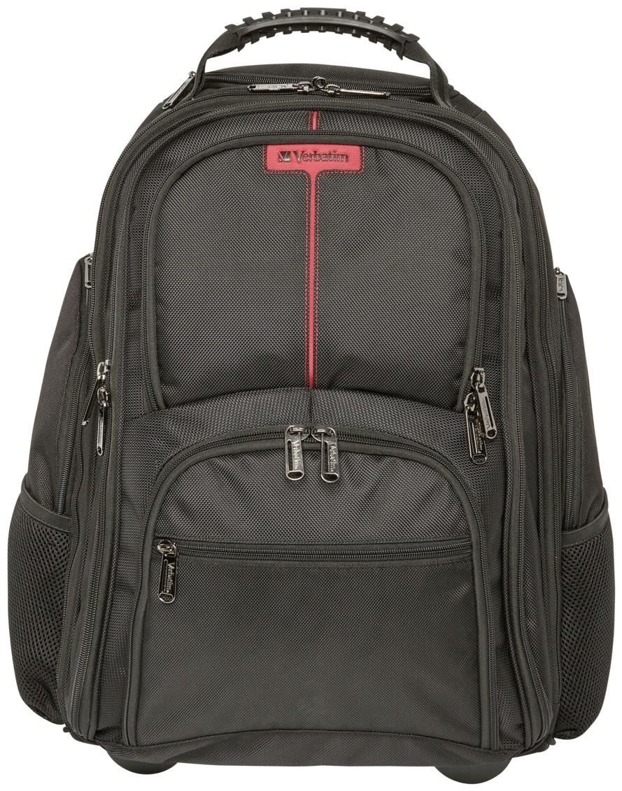 Verbatim Notebook Backpack Roller Paris 17 - Preisvergleich