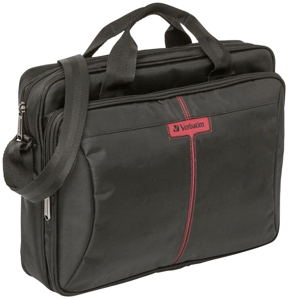 Verbatim Notebook Roller Frankfurt 15.6 - Laptop Cases ...