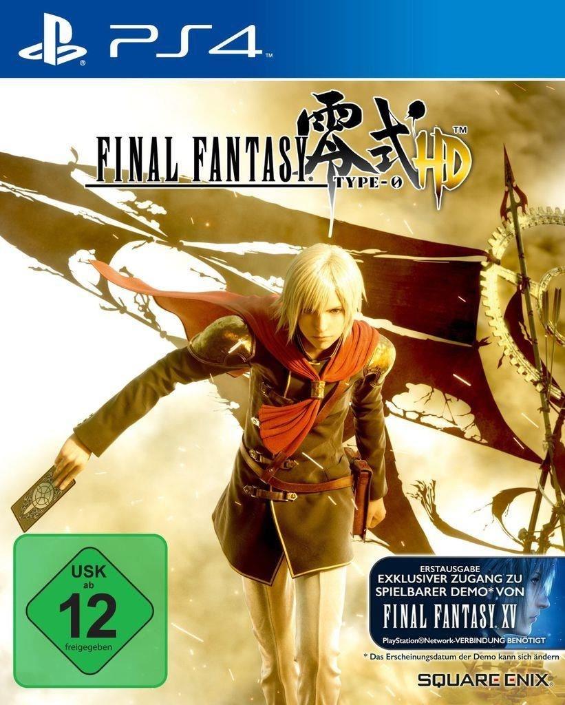 Final Fantasy Type-0 HD (PS4) Sprachausgabe: Englisch, Japanisch