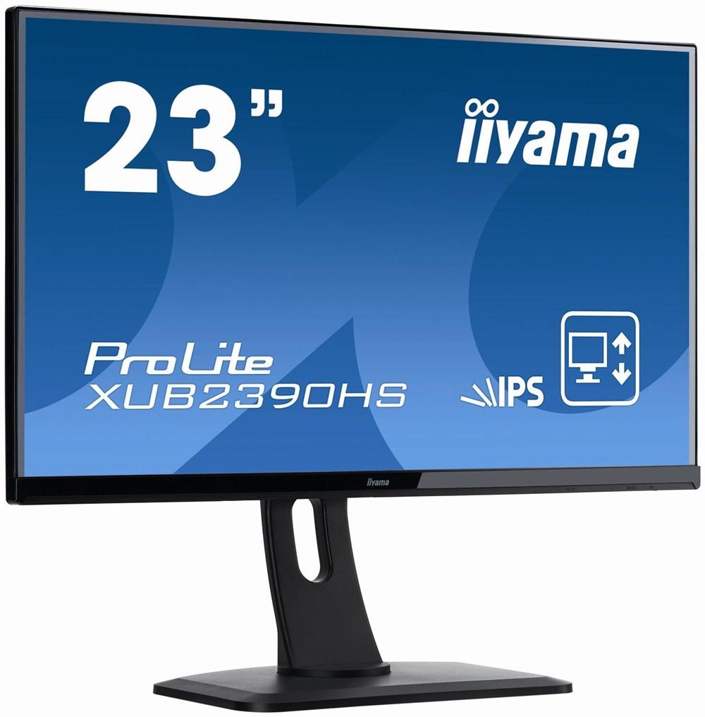 iiyama prolite xub2390hs b1 monitore computeruniverse. Black Bedroom Furniture Sets. Home Design Ideas