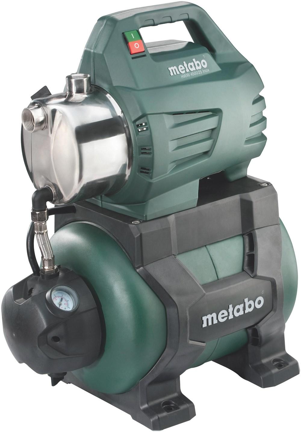 Metabo HWW 4500/25 Inox Plus