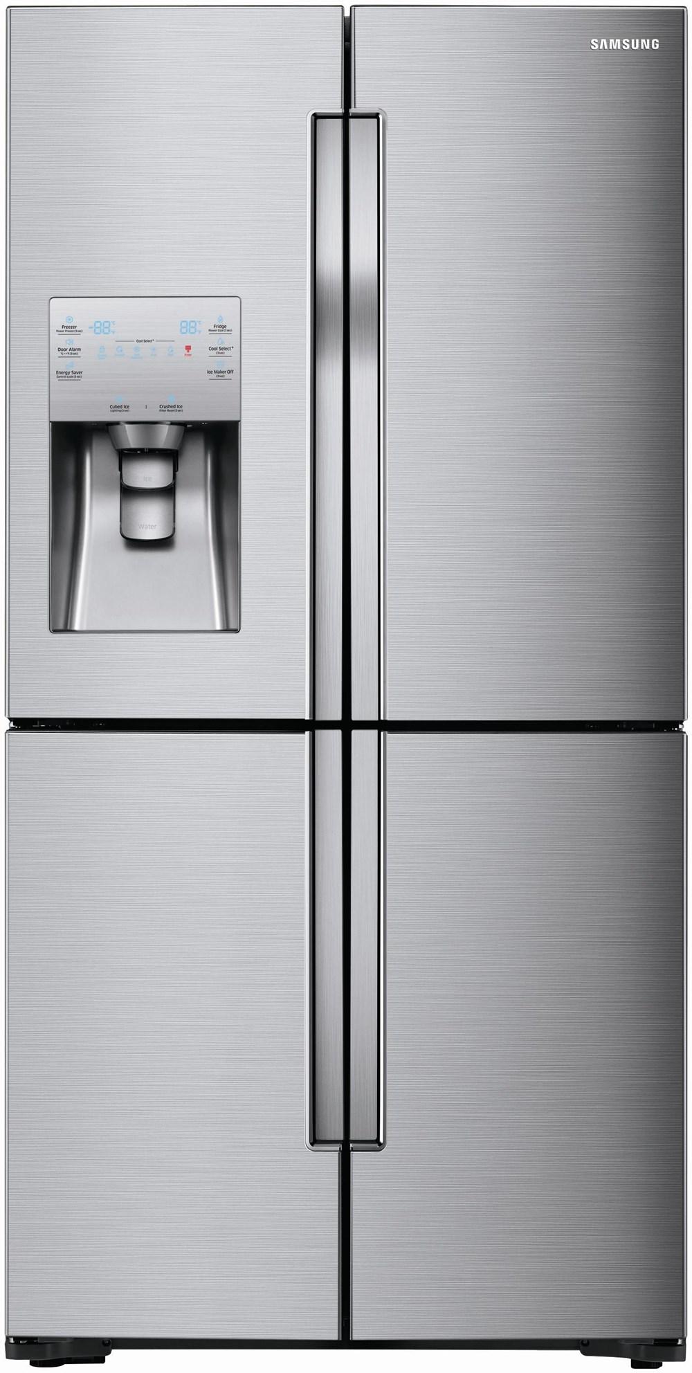 Samsung RF56J9041SR 4D French Door, Nutzinhalt Gesamt 560 Liter, A++ ...
