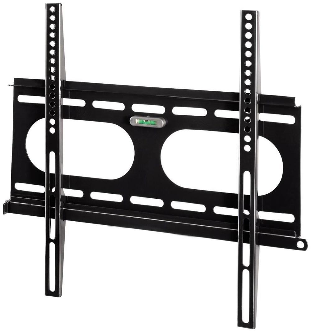 hama tv wandhalterung fix ultraslim 3 sterne l 142 cm 56 schwarz wand deckenhalterung. Black Bedroom Furniture Sets. Home Design Ideas