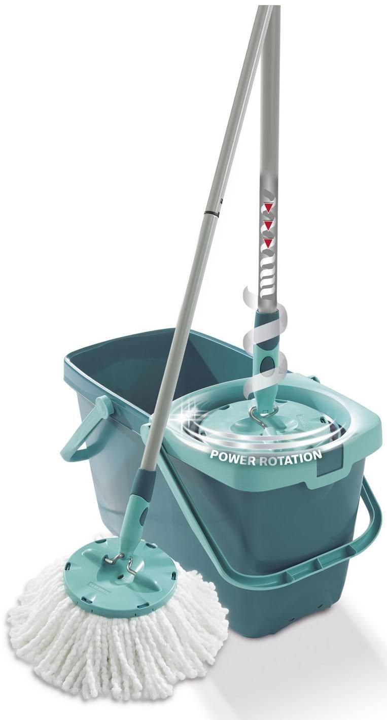 leifheit 52019 clean twist system mop hellt rkis dunkelt rkis floor cleaners mops. Black Bedroom Furniture Sets. Home Design Ideas