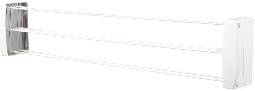Leifheit 83304 TeleClip 100 weiß