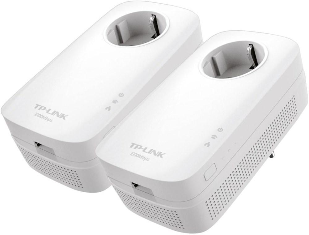 TP-Link TL-PA8010P AV1200 Gigabit Powerline Starter Kit - Preisvergleich