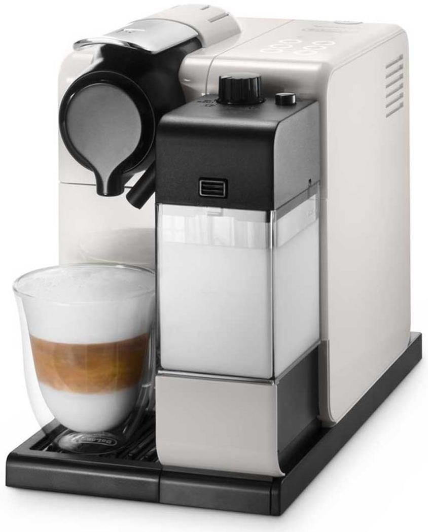 DeLonghi Nespresso EN 550.W Lattissima Touch weiß