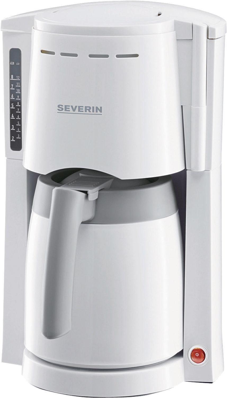 Severin KA4114 Kaffeeautomat weiß (B-Ware)