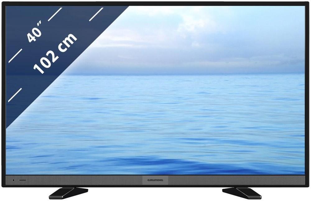 grundig 40 vle 5520 bg schwarz led tv lcd tv. Black Bedroom Furniture Sets. Home Design Ideas