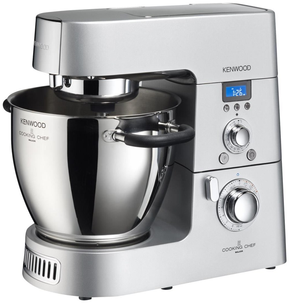 Kenwood Cooking Chef Km094 K Chenmaschine Silber Kitchen Appliances Computeruniverse
