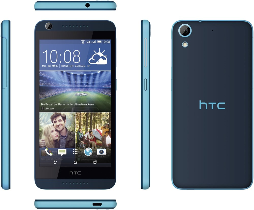 htc desire 626g dual sim 8gb blue lagoon ohne simlock. Black Bedroom Furniture Sets. Home Design Ideas