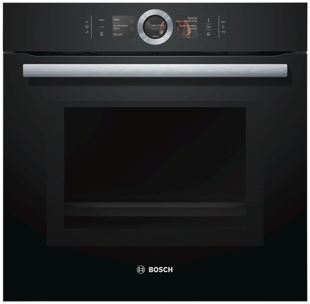 bosch hng6764b6 vulkan schwarz mikrowellen backofen mit. Black Bedroom Furniture Sets. Home Design Ideas