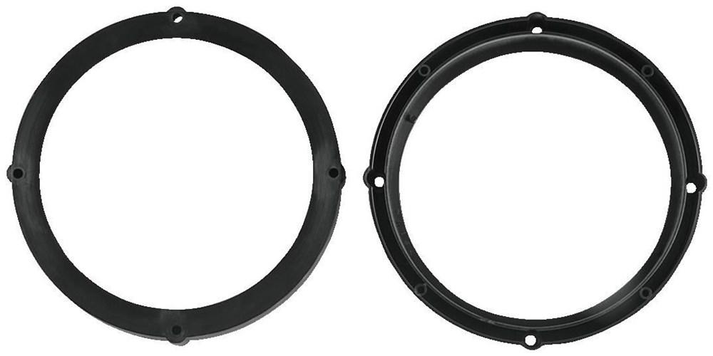 Hama 62433 Lautsprecher-Adapterringe für Seat / Skoda / VW