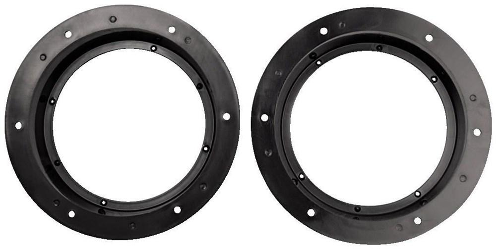 Hama 62445 Lautsprecher-Adapterringe für VW
