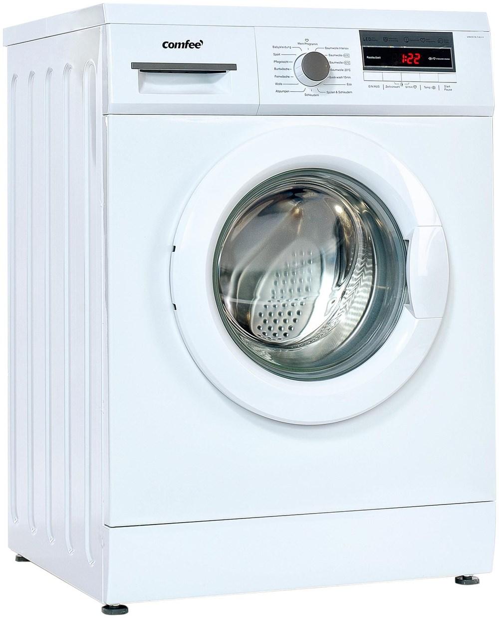 comfee wm 6014 a eek a wei waschmaschine ebay. Black Bedroom Furniture Sets. Home Design Ideas
