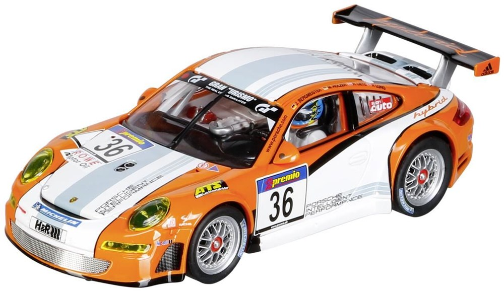 Carrera Digital 132 Porsche GT3 RSR Hybrid , No.36 ,VLN (30714) - Preisvergleich
