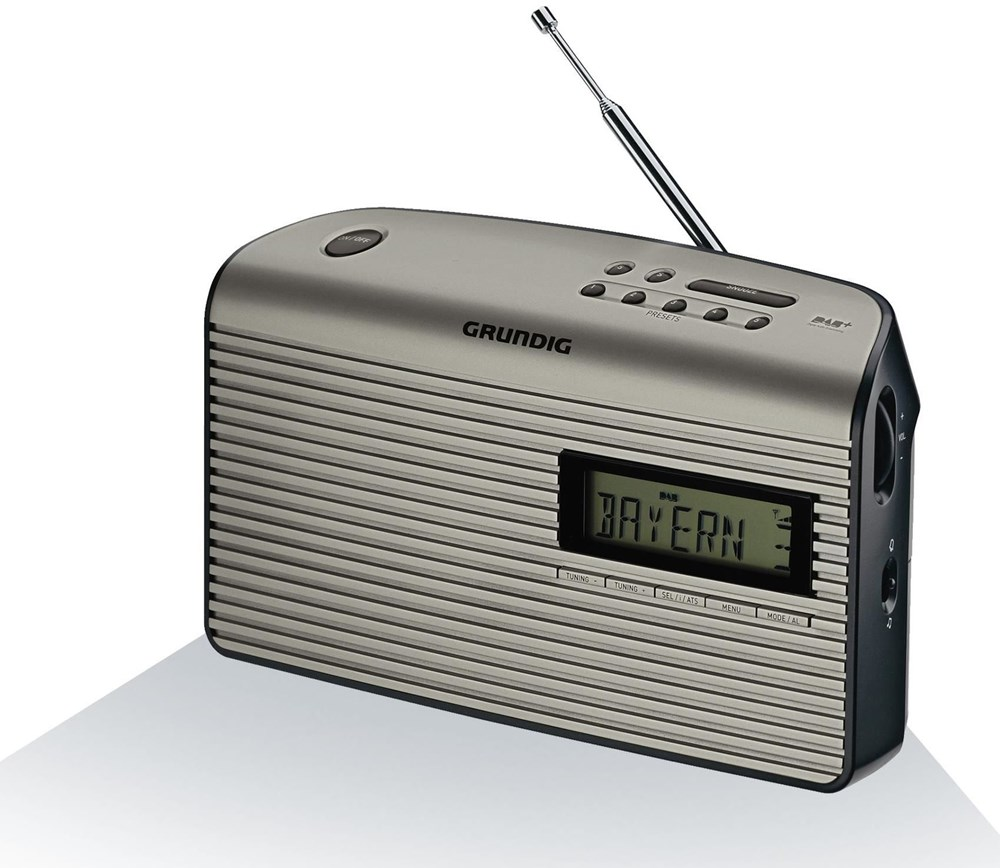 grundig music 65 dab schwarz radios und radiowecker. Black Bedroom Furniture Sets. Home Design Ideas