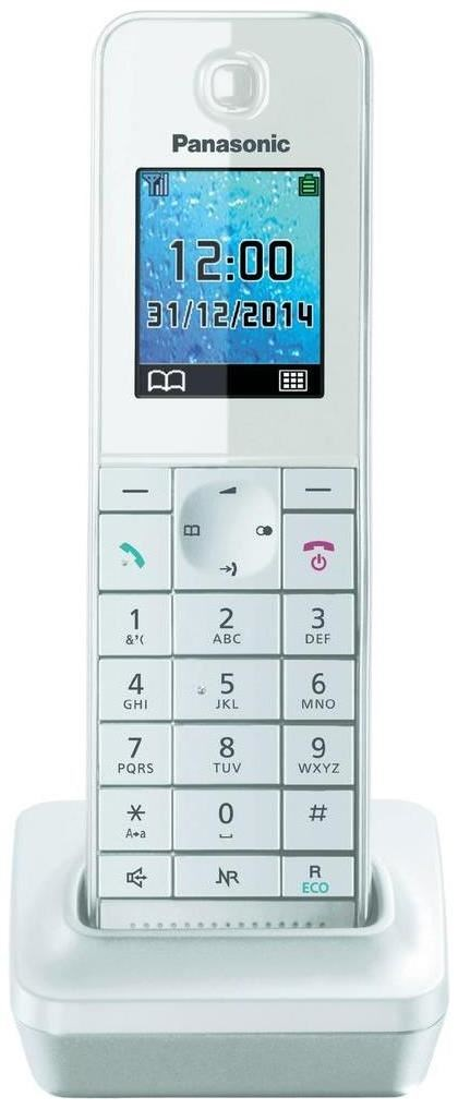 Panasonic KX-TGHA20EXW weiß Mobilteil (Telefon)