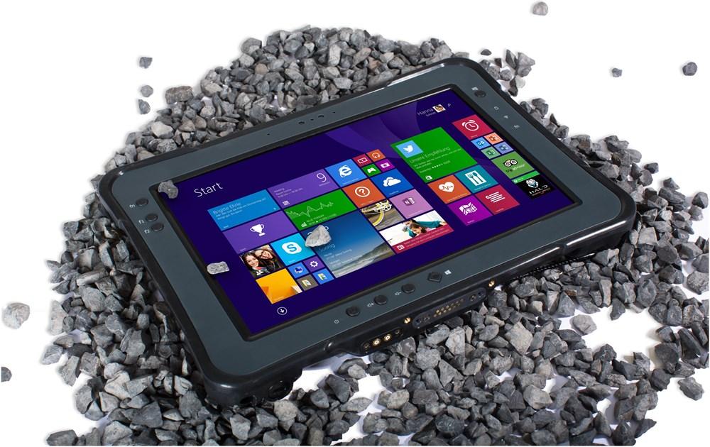 TERRA PAD 1090 Industry Tablet WiFi 128 GB Win 8.1 schwarz 128 GB Win 8.1 schwarz - Preisvergleich