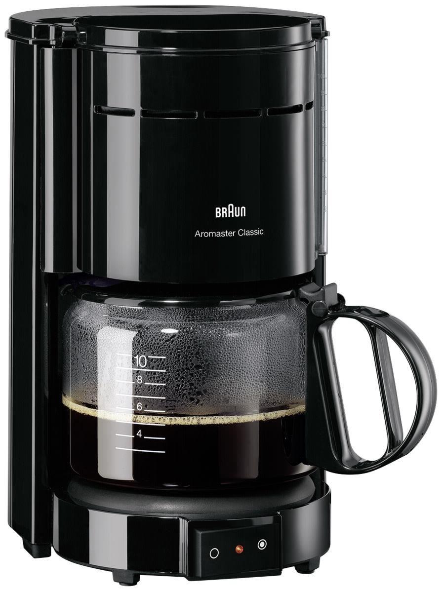 Braun Kf 47 1 Classic Aromaster Schwarz Drip Coffee