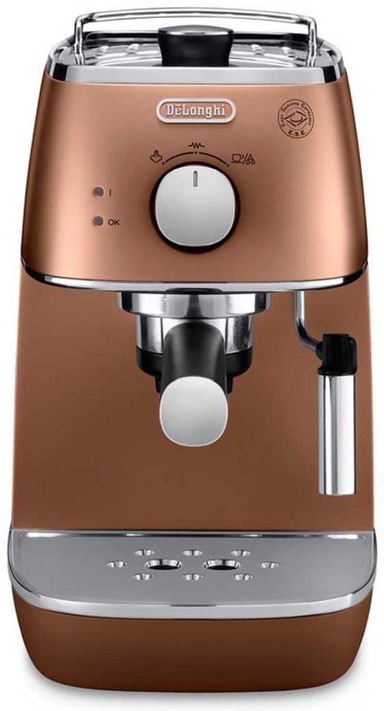 DeLonghi ECI 341.CP style copper