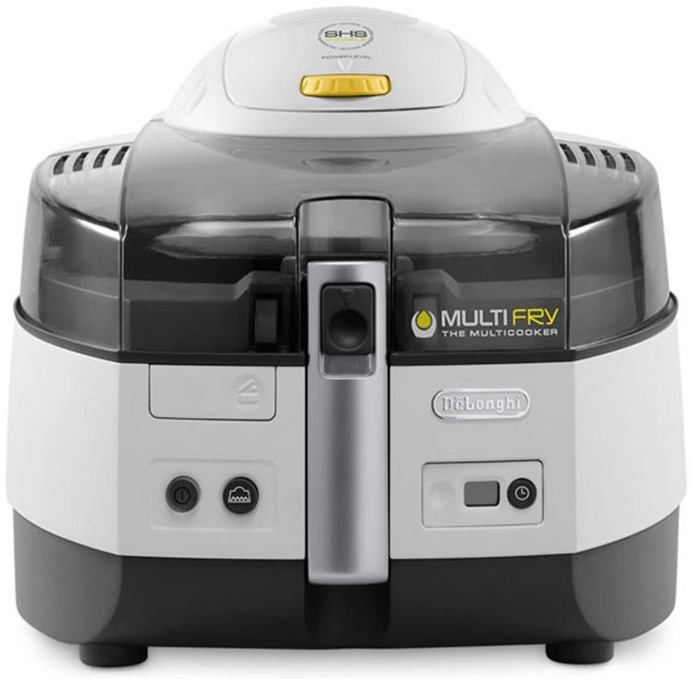 Delonghi MultiFry FH 1363/1 EXTRA Heißluft-Fritteuse und Multicooker, 1,5 Kg