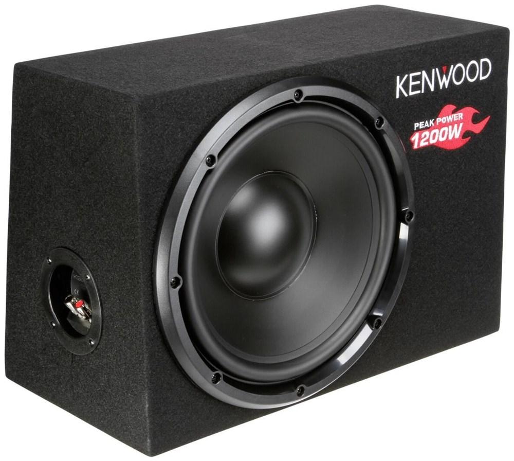 kenwood ksc w1200b car hifi video computeruniverse. Black Bedroom Furniture Sets. Home Design Ideas