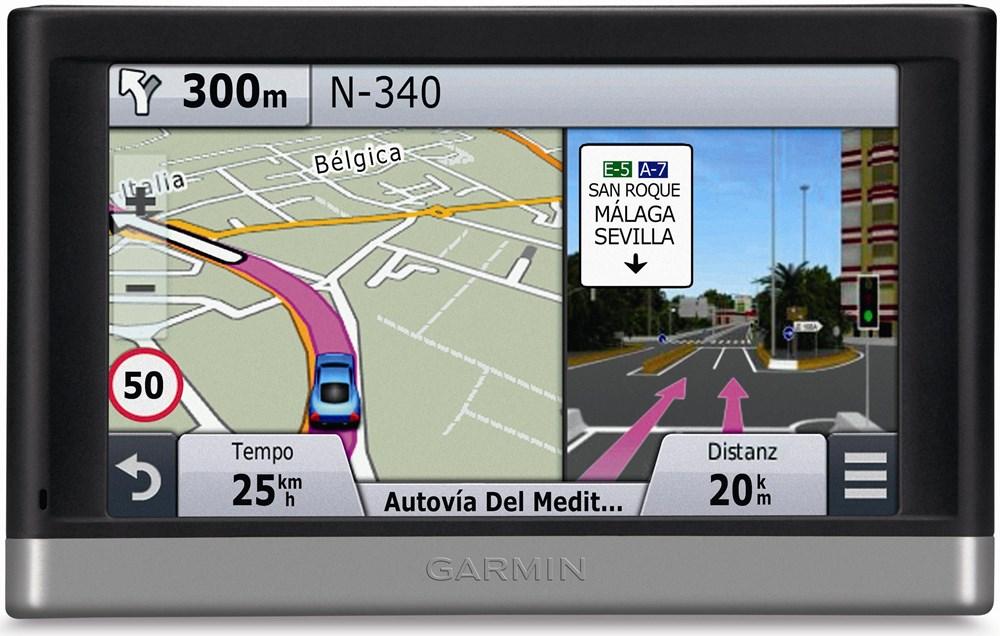 Garmin nüvi 240LMT CE (Navigationsgerät)