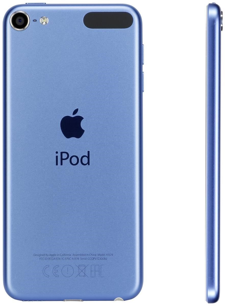 apple ipod touch 6g 32 gb blau mp3 player computeruniverse. Black Bedroom Furniture Sets. Home Design Ideas